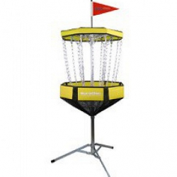 Portable Disc Golf doel