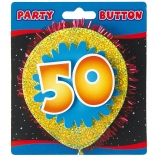 50 jaar Button